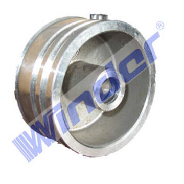 BEARING PLATES FOR 4 INCH FRP PRESSURE VESSELS