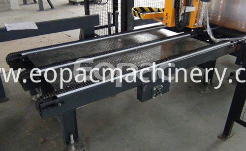 Drive Chain Conveyor Pallet Conveying