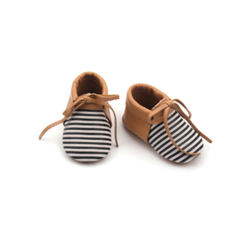 Wholesale Soft Baby Oxford Leather Shoes in Bulk
