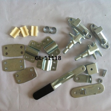 Customized for Latch Cam Door Lock Handle Stainless Steel Door Lock supply to Mongolia Suppliers