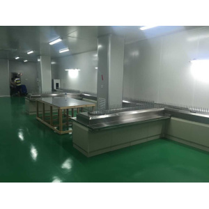 Auto spraying painting equipment for glass products