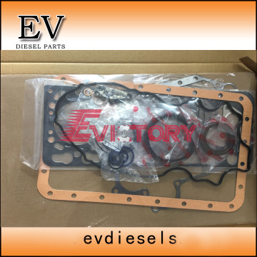 KUBOTA V3600-T head cylinder gasket overhaul rebuild kit