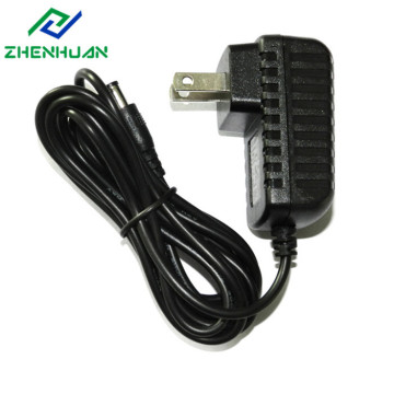 9W 9VDC 1A America Plug Adapter Power Supply