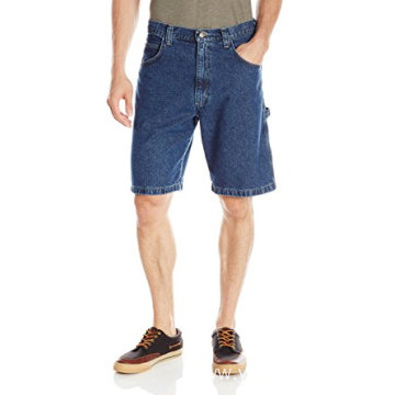 Authentics Men's Big & Tall Classic Carpenter Short