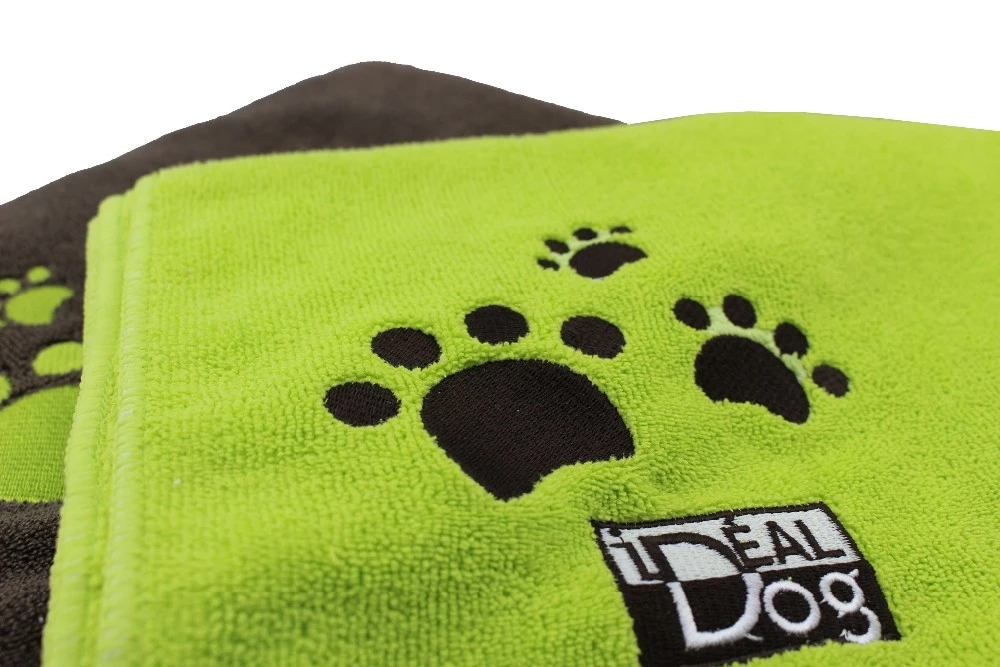 Absorbent Microfiber Pet Dry Bath Towel