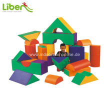Kids indoor soft play equipment for amusement park