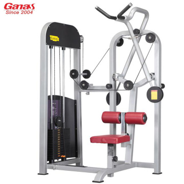 Leading for Exercise Strength Equipment Best Gym Fitness Equipment Lat Pull Down export to Japan Factories