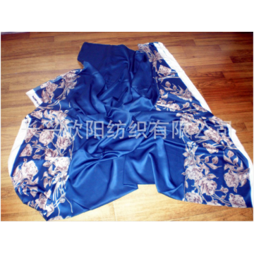 Custom satin clothing