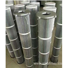 Anti -Static Dust Air Filter Cartridge