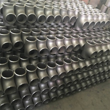 Good Quality for Carbon Steel Tee Astm A234 Wpb  seamless tee supply to Uganda Manufacturers