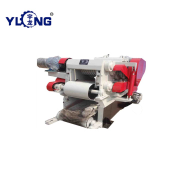 Wood Chipping Process Machinery