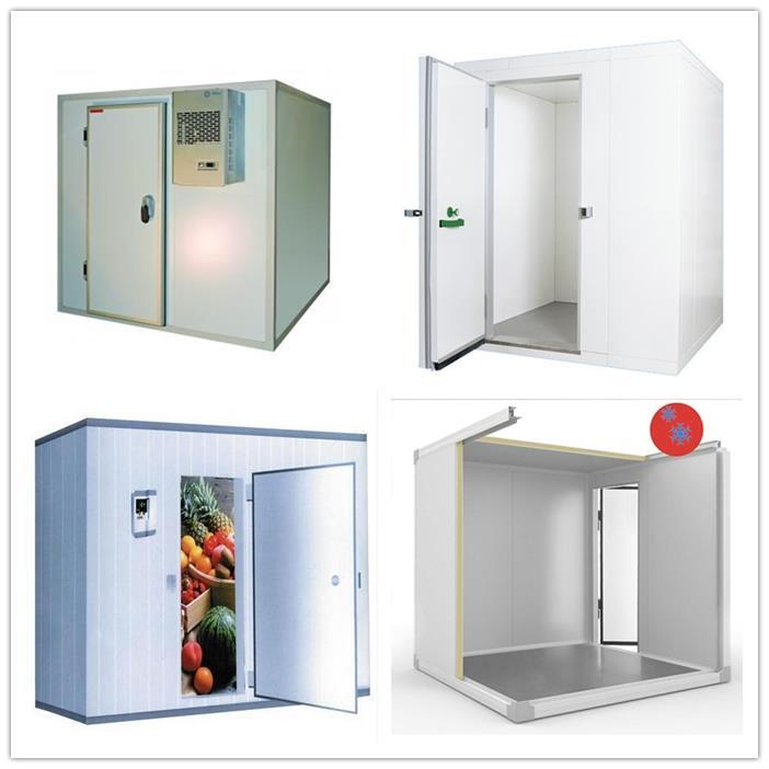cold room storages of upvc profile