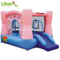 Large inflatable bounce castle for kids