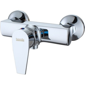 Factory Cheap price for Hand Held Shower Heads Wall Mounted Exposed shower mixer valve export to Germany Manufacturer