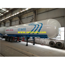 16000 Gallons LPG Gas Delivery Semi-trailers