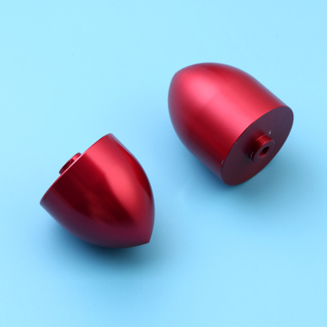 Speaker accessories Aluminum bullet