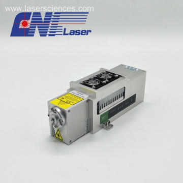Green high power high repetition rate PS Laser