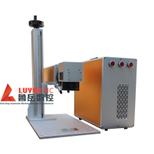 High Precision Gold and Silver Fiber-laser Marking Machine