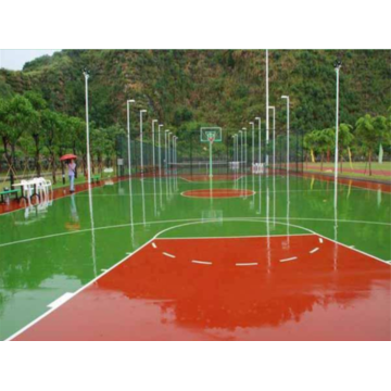Mixed non-slip plastic stadium