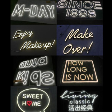 BAR COLLECTION LED NEON ILLUMINATED SIGNAGE