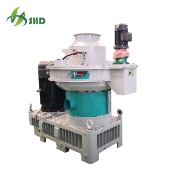 CE approved biomass wood pellet machine production line