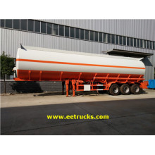 Tri-axle 48000L Oil Tanker Trailers