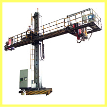 Welding Column and Boom for Strip Surfacing