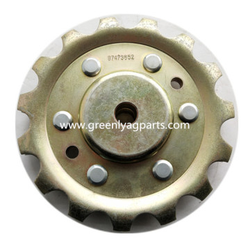 87473652 Cornhead Gathering Chain Idler Sprocket