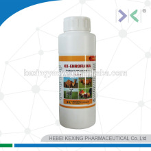 Best Quality for Enrofloxacin Injection Animal Enrofloxacin Oral Solution supply to Indonesia Factory