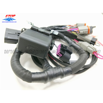 IQ-view no switch wire harness for automotive