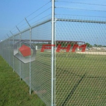 PVC Coating Chain Link Fence Colors