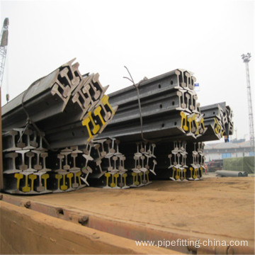 Steel railway p22 rail 55Q Q235 mine rail