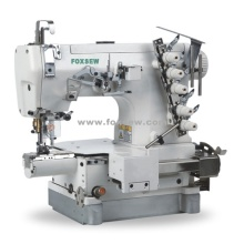 Small Cylinder Bed Interlock Machine