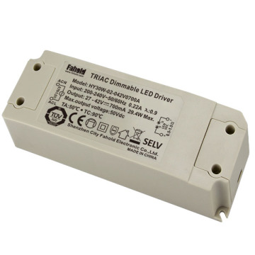 CE 220-240V 700mA no-flicker driver triac dimmable