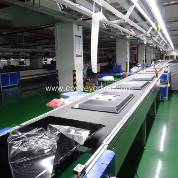 Professional Lcd Led Tv Assembly Line Equipment