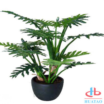 Indoor decor potted plant artificial green plant