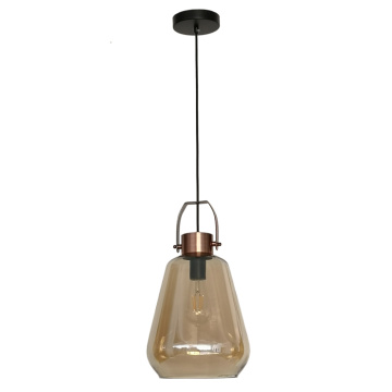 gold shell chandeliers hanging pendant light