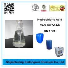 Big discounting for Mining Chemicals Bulk Liquid Hydrochloric Acid export to France Importers