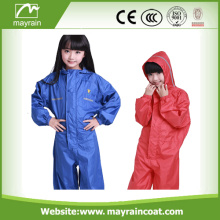 Child Fashion Printed Rainsuit