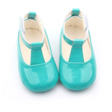 Fashion Cow Leather Green Dress Shoes Christmas Party