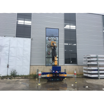 XTS780 Wireless Control Glass Installation Robot