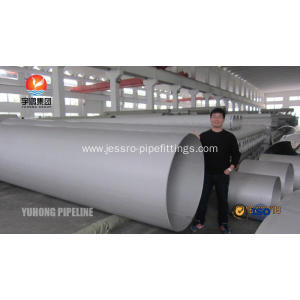 Factory Supply Factory price for Stainless Steel Welded Pipe ASME SA358 / ASTM A358 TP347/347H Stainless Steel Welded pipe supply to Seychelles Exporter