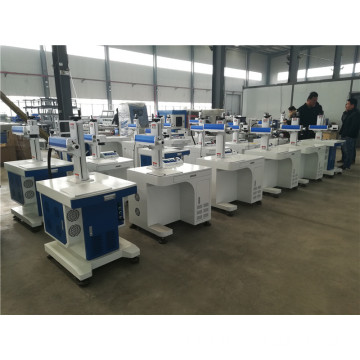 metal engraving 20w laser marking machine