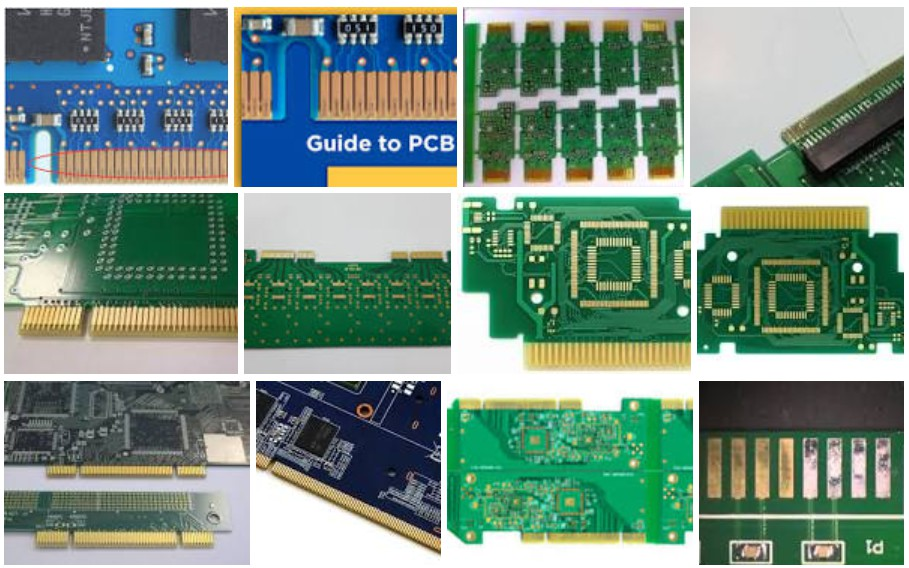 Images for Gold Fingers PCB