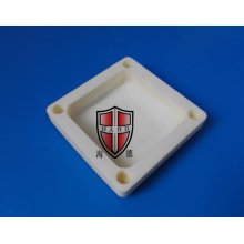 square shape alumina ceramic circuit board insulator