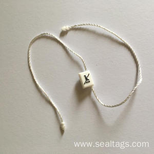 Low Cost for Garment String Tag Clothing Plastic Seal String Hang Tag export to Germany Exporter