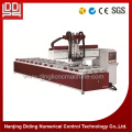 wood CNC Router machine with PTP work center