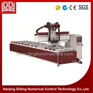 Auto drilling machine panel furniture drilling machine
