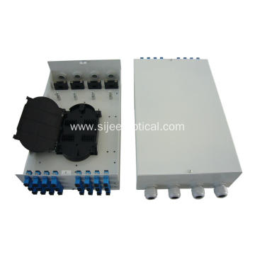 12 Cores SC/FC Wall Mounted Fiber Terminal Box