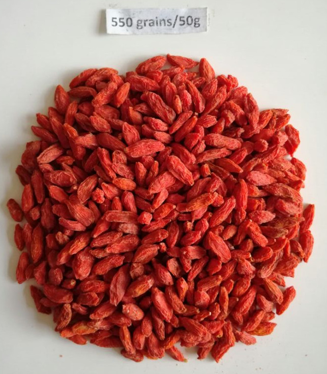 550 grains Goji berry
